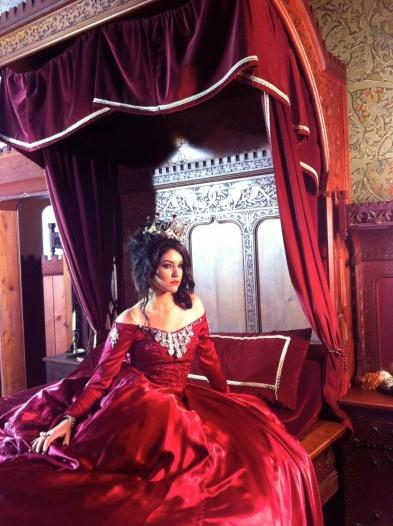 Prostredníctvom klipu k skladbe Crushin´ My Fairytale chce Celeste Buckingham svetu ukázať krásu Slovenska, a tak si na nakrúcanie vybrala Bojnický zámok, ktorého krásu vždy obdivovala už ako dieťa.
