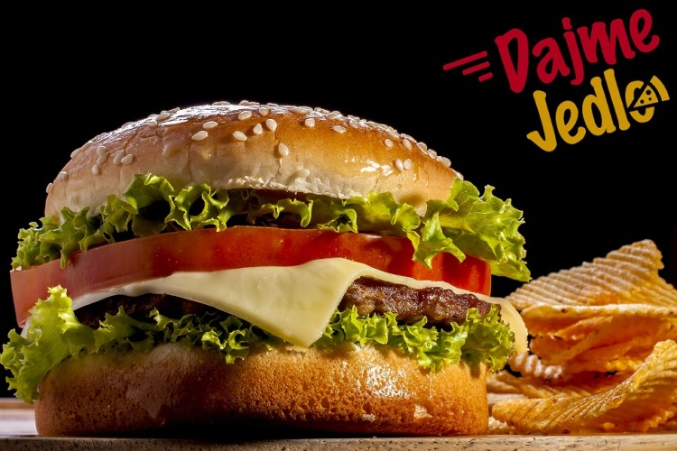 Agregátor online objednávok jedla z reštaurácií DajmeJedlo.sk