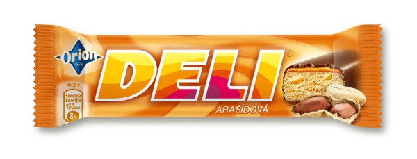 ORION DELI za odporúčanú maloobchodnú cenu (35g) je 0,35 EUR.