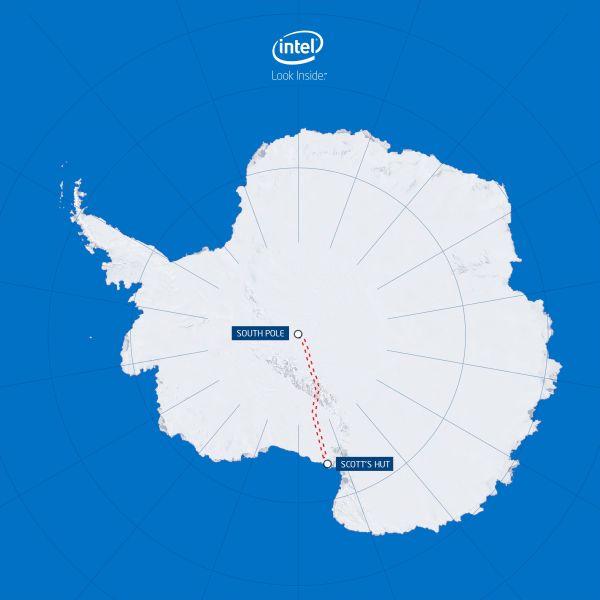 Britskí polárnici Ben Saunders a Tarka L'Herpinier sa vydajú na Južný pól, rovnako tak ako neslávna výprava kapitána Roberta Falcona Scotta z rokov 1911-1912, pri ktorej počas návratu z Južného pólu sám kapitán a traja ďalší členovia zahynuli.
