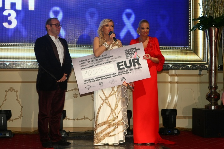 Spolu sa na pomoc onkologickým pacientkam vyzbieralo za jediný večer neuveriteľných 35-tisíc eur.