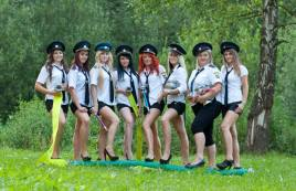 Dievčatá sa do súťaže oNajsexi hasičský tím zapojili už minulý rok, kde skončili na 13. mieste.