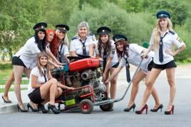 Súťaž trvala od 1.9. do 31.10., do súťaže sa zapojilo 47 ženských tímov.