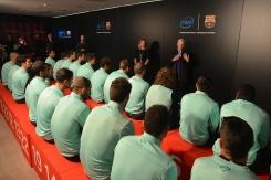 Spoločnosť Intel sa ako oficiálny technologický partner klubu FC Barcelona postará o to, aby sa z neho stal jeden z technologicky najvyspelejších futbalových klubov sveta.