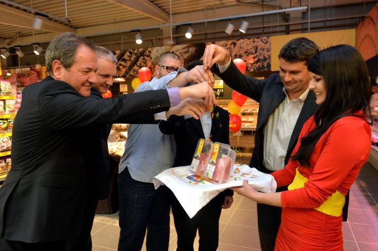 Bravčové znovozámockého okresu doplní vBille sortiment slovenského ovocia a zeleniny