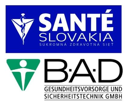 Začiatkom roka 2014 prevzala spoločnosť B·A·D GmbH v Bonne 100 % skupiny Santé Group, ktorá pôsobí na Slovensku av Českej republike.