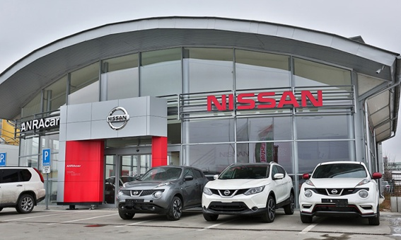 Nový autorizovaný predajca NISSAN na Panónskej ceste 45 v Bratislave