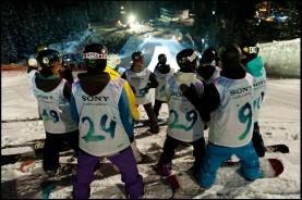 Aj Sony Xperia Snowboard Fest 2013 sa konal na Štrbskom Plese.