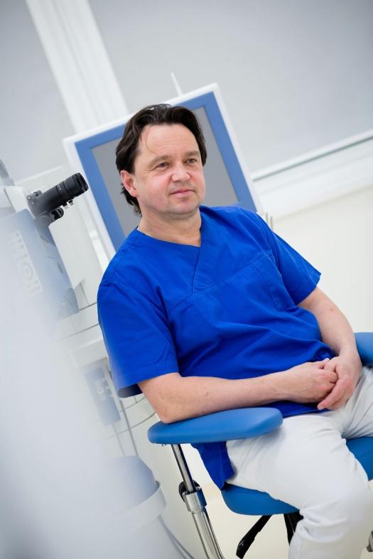 Renomovaný oftalmológ, MUDr. Peter Žiak, PhD. zočného centra UVEA Mediklinik