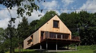 Prvý vzorový dom Domesi Futura Freestyle na Slovensku