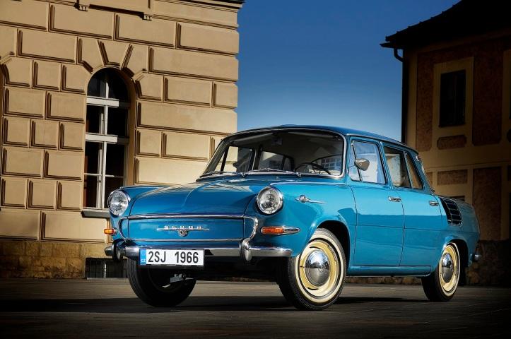 Prvý český veľkosériový automobil debutoval na jar roku 1964