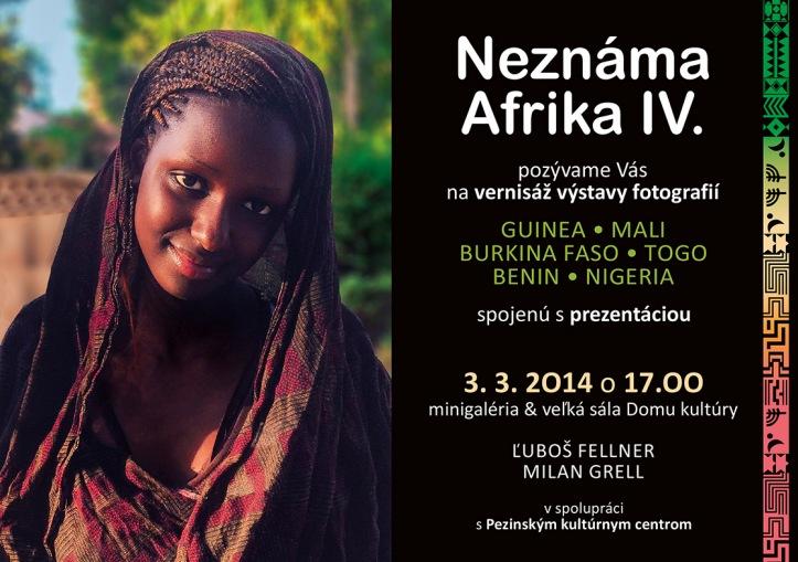 """Od pondelka 3. marca majú návštevníci pezinského domu kultúry  možnosť znovu sa zoznámiť s Afrikou, tentoraz s prívlastkom """"zabudnutá""""."""