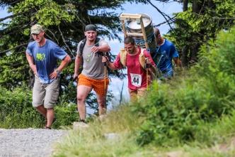 Na start 18. ročníku SMS.cz Adrenalin Cupu se postavilo celkem 48 mužských a 8 ženských štafet. Extrémní závod štafet nedokončili pouze tři mužské štafety.