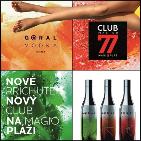 Club 77 Master Magio Pláž Bratislava
