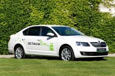 Prvá ŠKODA Octavia spohonom na CNG s cenou od 18 270 eur; rozdiel v cene oproti najpredávanejšej dieselovej motorizácii je iba 440 eur