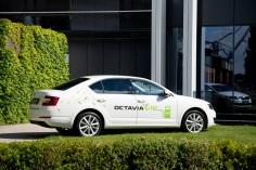 Inovatívna technika: Motor 1,4 TSI/81 kW spaľuje dve palivá - stlačený zemný plyn aj benzín
