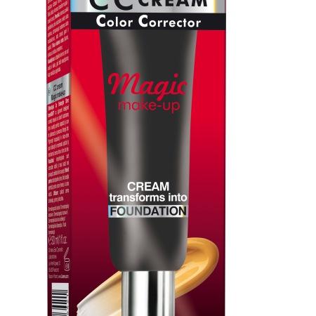 CC Lirene cream makeup