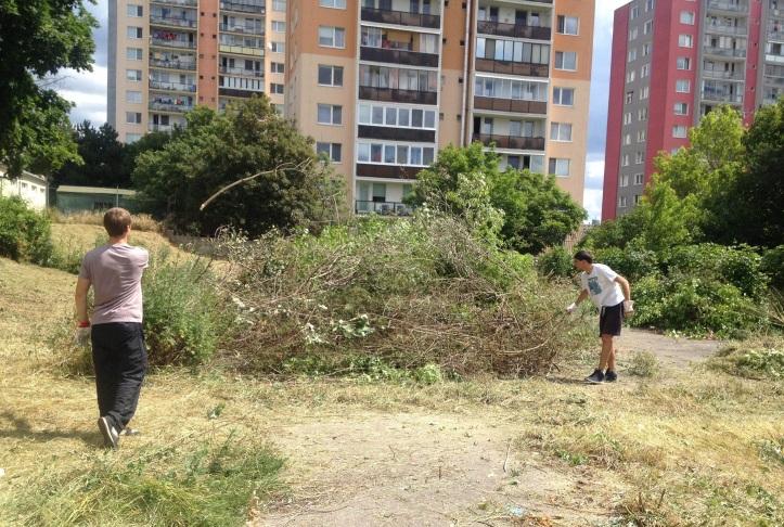 Na výbehu odpracovali desiatky hodín aj dobrovoľníci.
