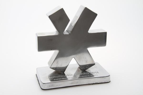 Schuhkurier Award 2014 - najlepší výrobca Gabor