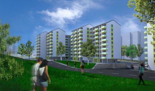Projekt 48 bytov dostal názov TUJETOIN. Počas výstavby majú noví majitelia bytov možnosť aktívne zasiahnuť do ich dispozícií.
