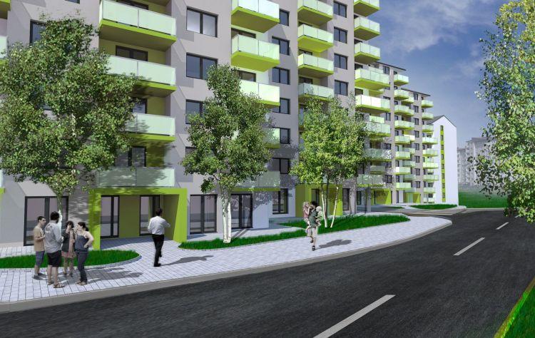 Nový bytový projekt Tujetoin Dúbravka