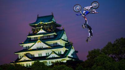 Taka Higašino je víťazom X-Games z roku 2012.