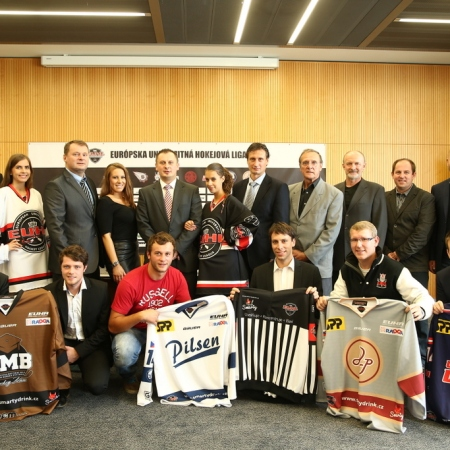 EUHL: Európska hokejová univerzitná liga 2014/15