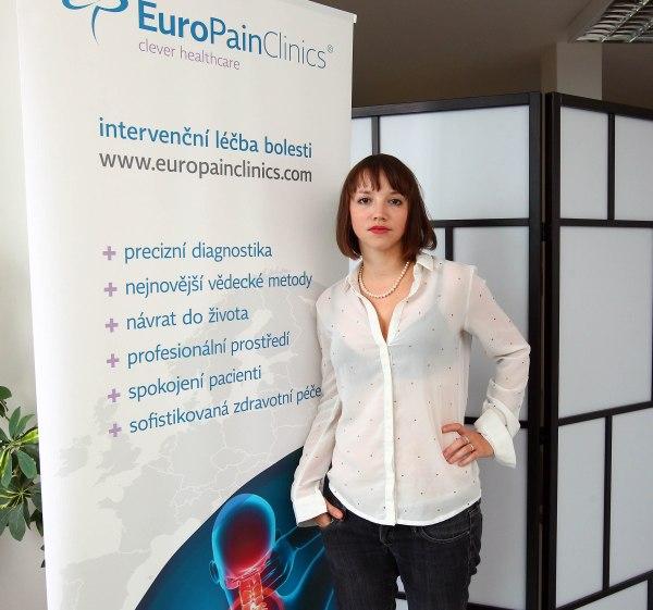 EuroPainClinics Tereza Nvotová