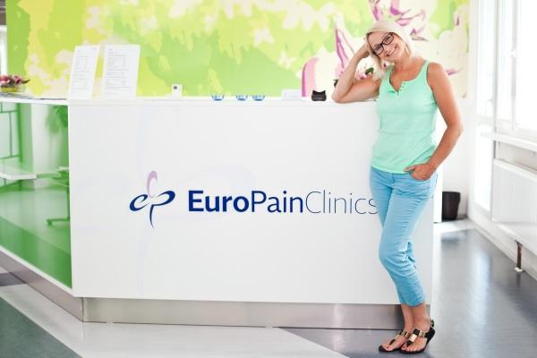 EuroPainClinics Šišková