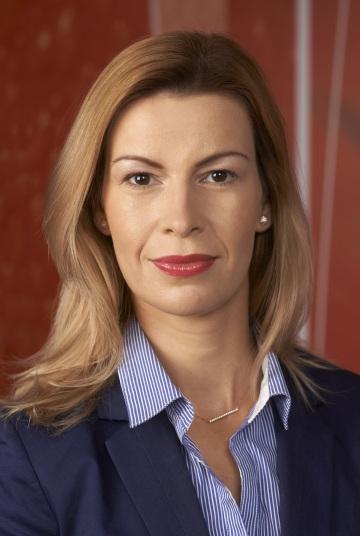 Oddelenie PR a komunikácie spoločnosti McDonald's ČR/SR Zuzana Svobodová