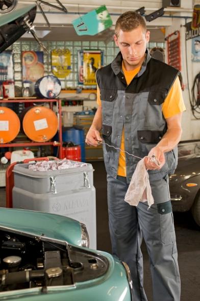 Viac ako 55600 prepravných firiem v Európe používa utierky od MEWA.
