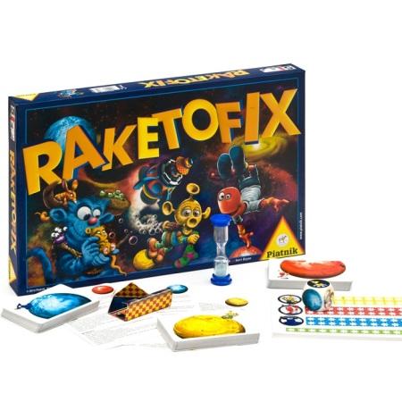 hra Raketofix Piatnik