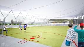 Športový komplex SAR Bratislava Rača