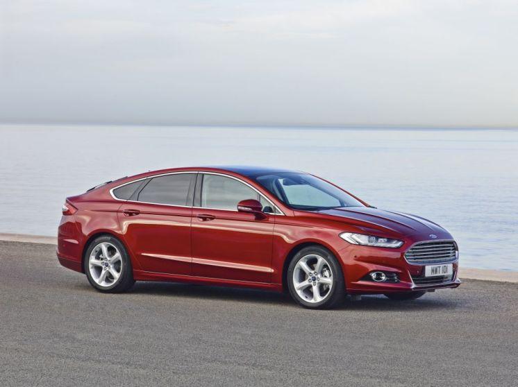 Ford Mondeo predaj recenzia