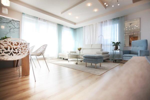 Senec gardens: Vzorový byt