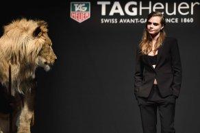 Cara Delevingne – nová tvár značky TAG Heuer