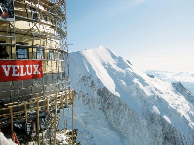 Refuge du Goûter Mont Blanc