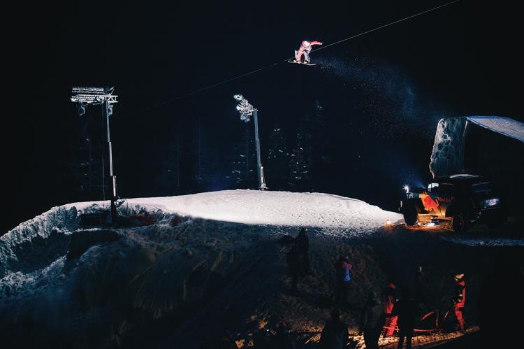 Sony Xperia Snowboard Fest 2014
