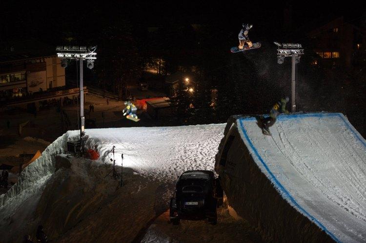 Snowboard Fest sa opäť uskutoční na Štrbskom Plese