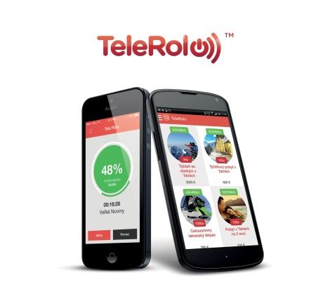 Televízia JOJ prostredníctvom unikátnej aplikácie TeleRolo odmenila lojalitu svojich divákov.
