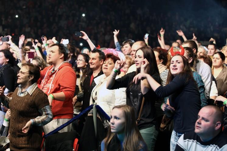 K discokoncertu patrila aj oslava 95. narodenín bratislavského konzervatória.