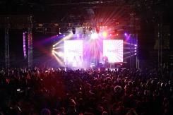 12. marca sa v Bratislave predstavila hudobná formácia Boney M. pod vedením Sheily Bonnick.