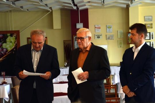Malík Krampl Pilinský Villa Vino Rača