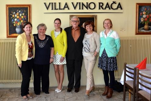 X. Medzinárodný festival Frankovky modrej a ružových vín Villa Vino Rača
