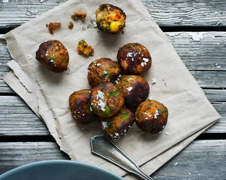 Nové zeleninové guľôčky GRÖNSAKSBULLAR sú výbornou alternatívou obľúbených mäsových guľôčok.