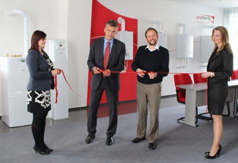 Spoločnosť Vaillant Group Slovakia otvorila nové celoslovenské školiace stredisko Protherm vo svojom sídle v Skalici