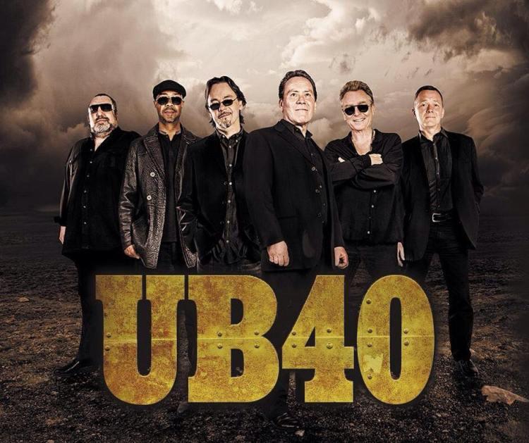 Viac ako 70 miliónov predaných nosičov robí UB40 najúspešnejšiu reggae kapelu na svete.