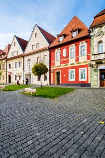 Meštiansky dom je súčasťou svetového dedičstva UNESCO, preto všetky stavebné zásahy najprv musel odsúhlasiť Krajský pamiatkový úrad.