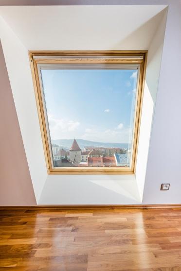 Meštiansky dom Bardejov okna VELUX