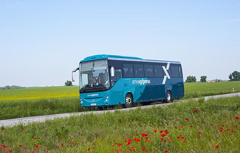 Sautobusmi ARRIVA EXPRESS môžete cestovať zNitry do Bratislavy aspäť len za 3 eurá!
